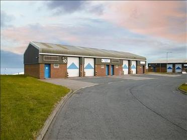 Office space in North Road Industrial Estate Newfield